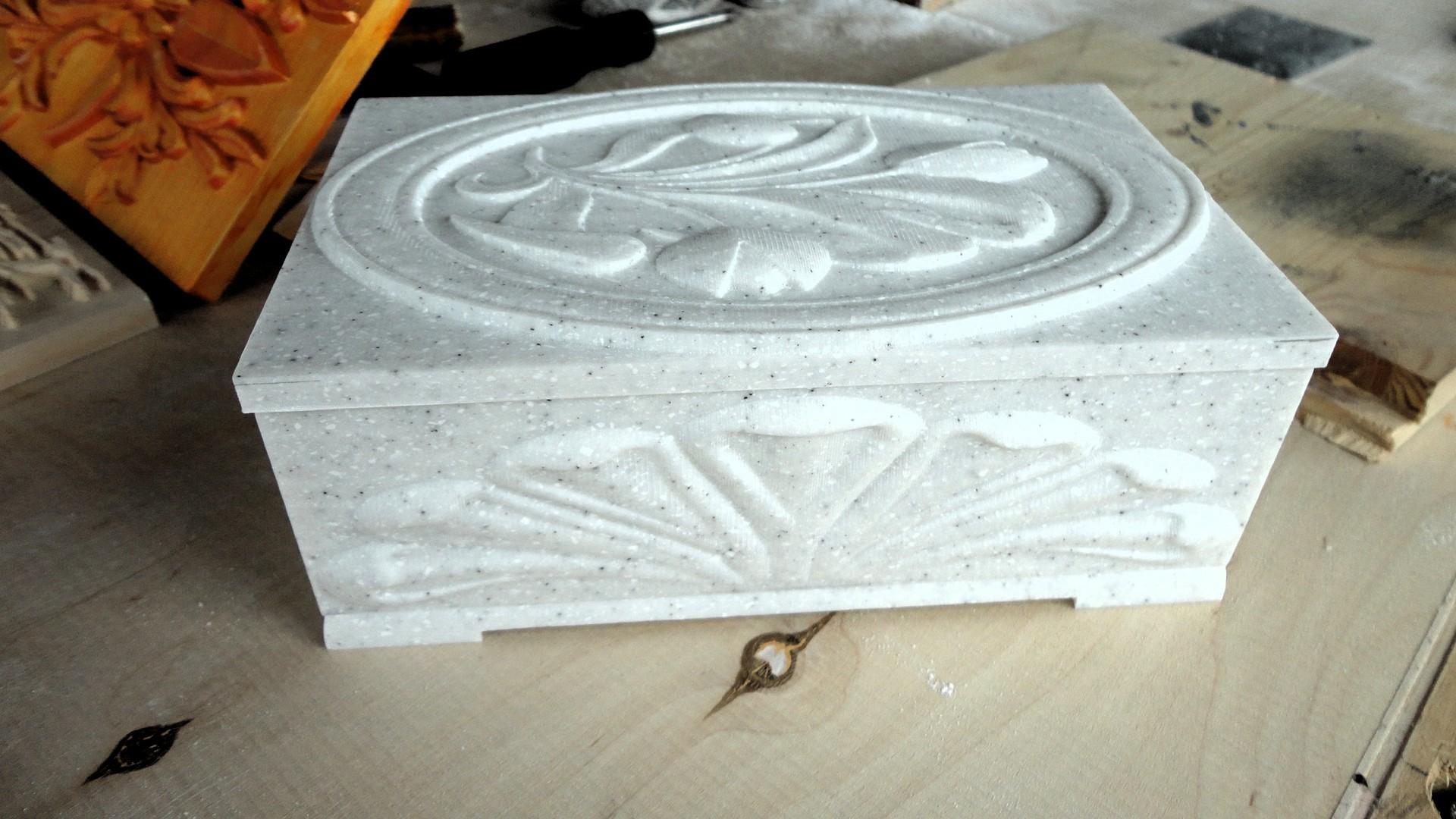 Фрезерная резка искусственного камня   фото 5