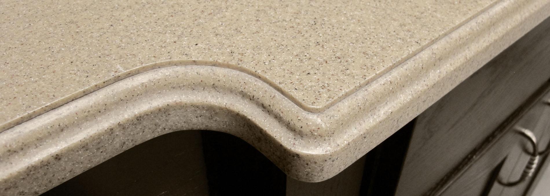 Фрезерная резка искусственного камня   фото 3