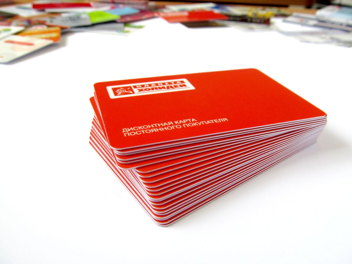 Изготовление пластиковых карт | фото 3