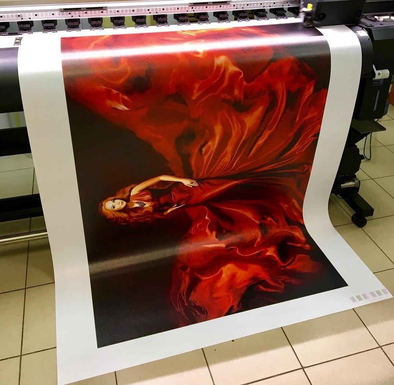 Широкоформатная печать плакатов | фото 4