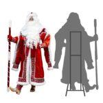 Ростовая фигура деда Мороза   фото 2