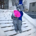 Ростовая фигура мишка Тедди   фото 3
