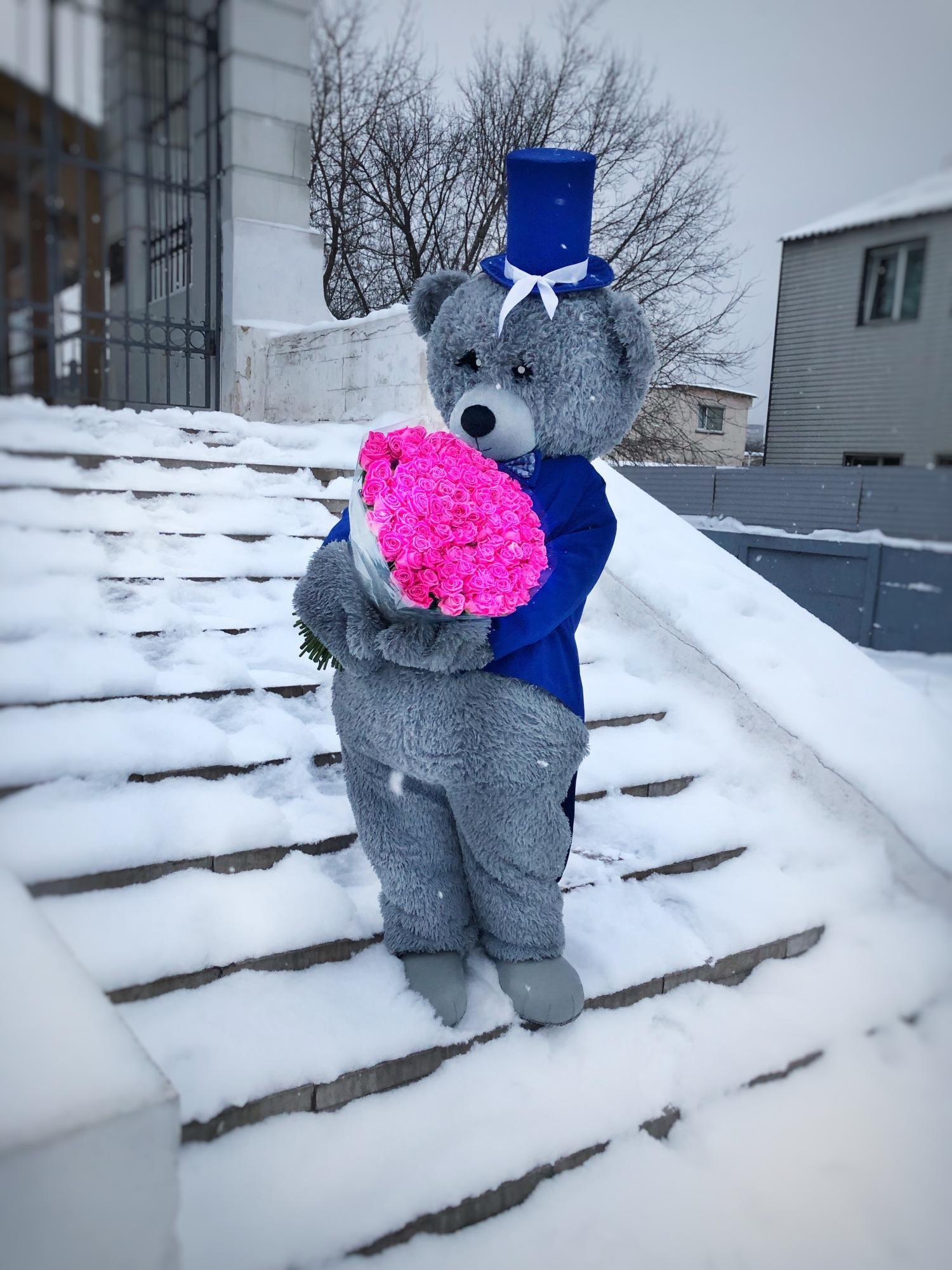Ростовая фигура мишка Тедди | фото 3