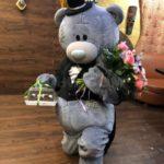 Ростовая фигура мишка Тедди   фото 1