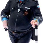 Ростовая фигура полицейского   фото 7