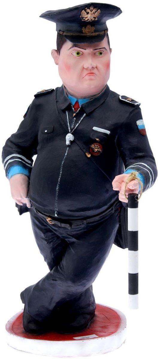 Ростовая фигура полицейского | фото 7