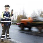 Ростовая фигура полицейского   фото 4
