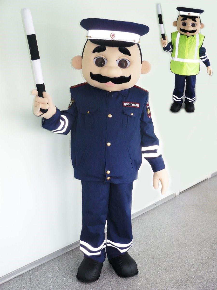 Ростовая фигура полицейского | фото 3