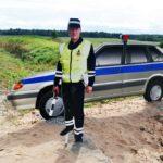 Ростовая фигура полицейского   фото 2