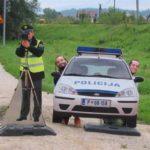 Ростовая фигура полицейского   фото 1