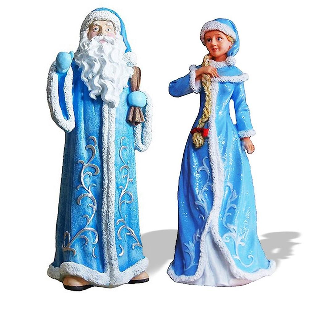 Ростовая фигура дед мороз и Снегурочка   фото 5