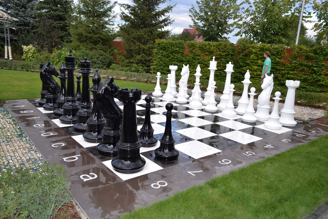 Шахматные ростовые фигуры | фото 8