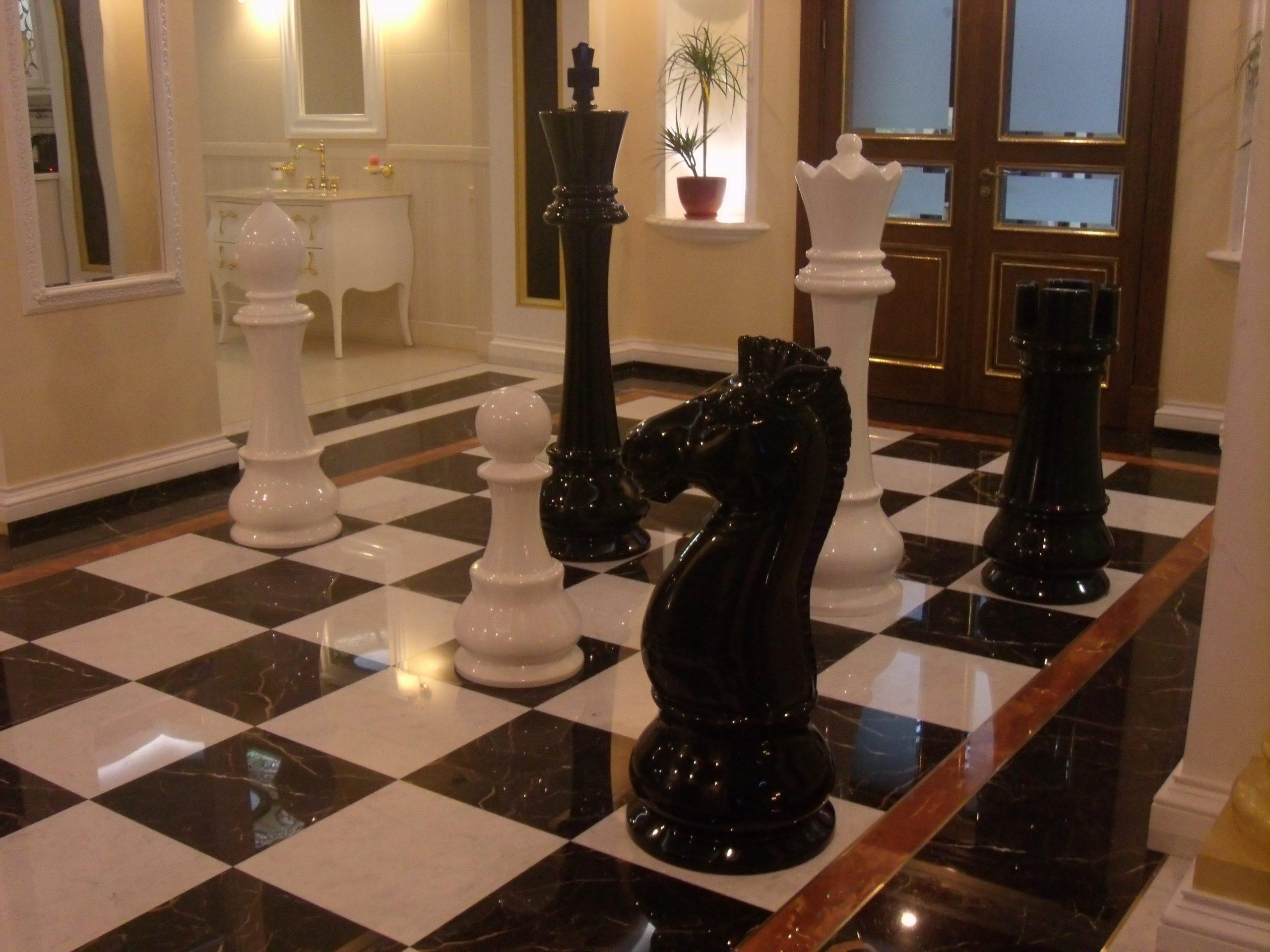 Шахматные ростовые фигуры | фото 7