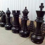 Шахматные ростовые фигуры   фото 4