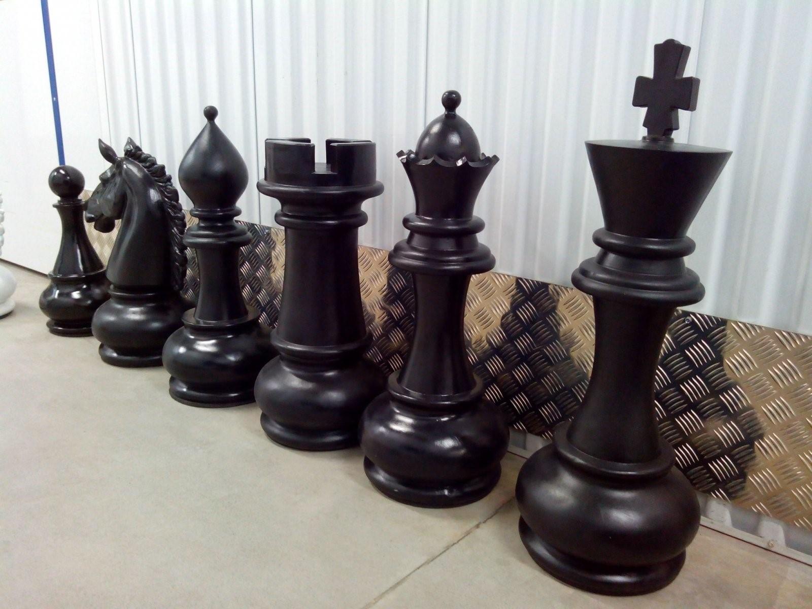 Шахматные ростовые фигуры | фото 4