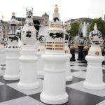 Шахматные ростовые фигуры   фото 3