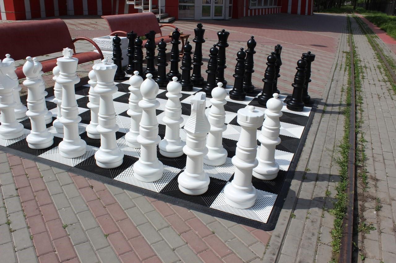 Шахматные ростовые фигуры | фото 2