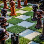Шахматные ростовые фигуры   фото 1