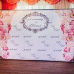 Баннеры на свадьбу   фото 1
