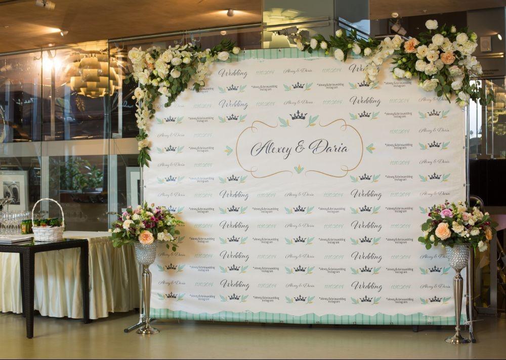 Баннеры на свадьбу   фото 6
