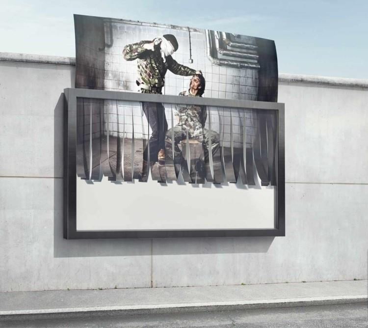 Баннеры на забор | фото 7