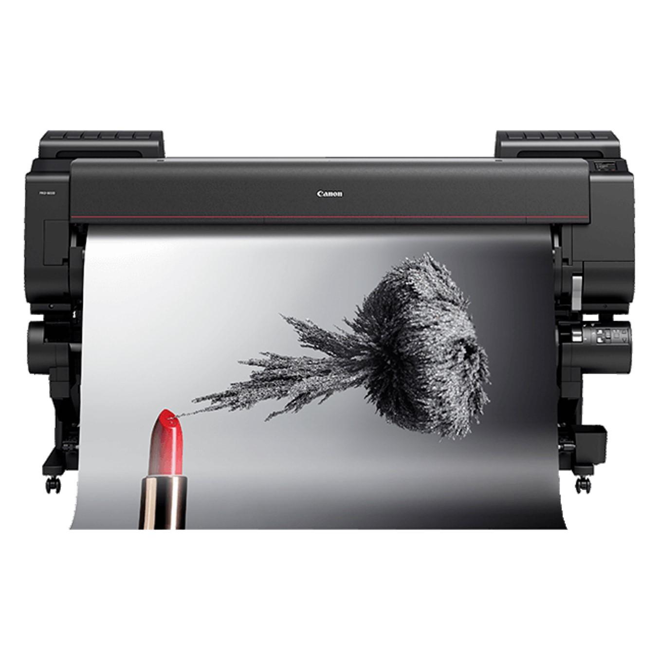 Черно-белая широкоформатная печать   фото 2