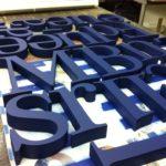 Объемные буквы | фото 7