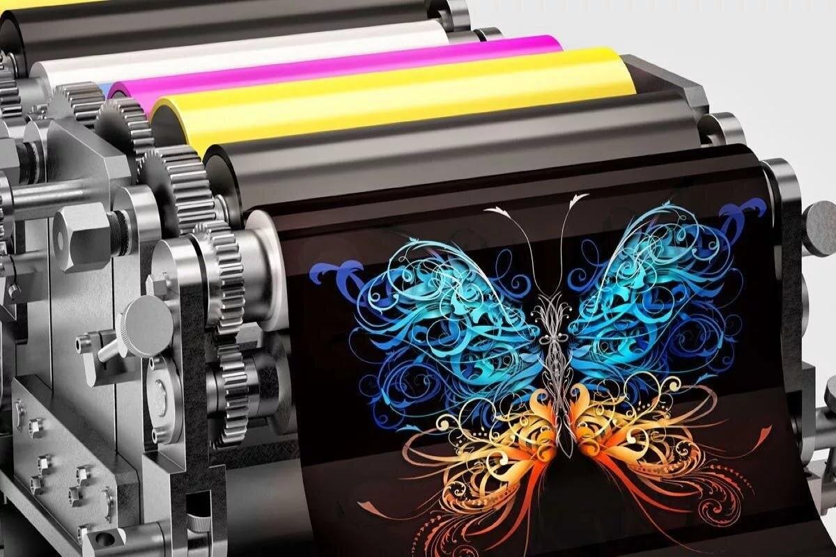 Материалы для широкоформатной печати | фото 1
