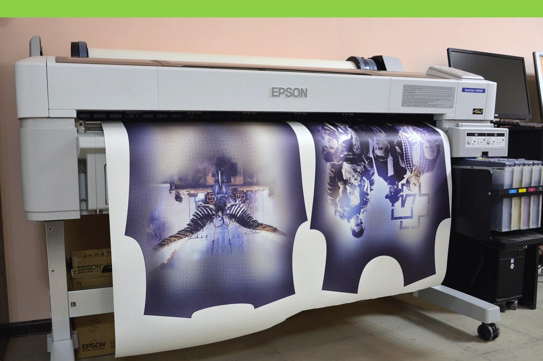 Материалы для широкоформатной печати | фото 5