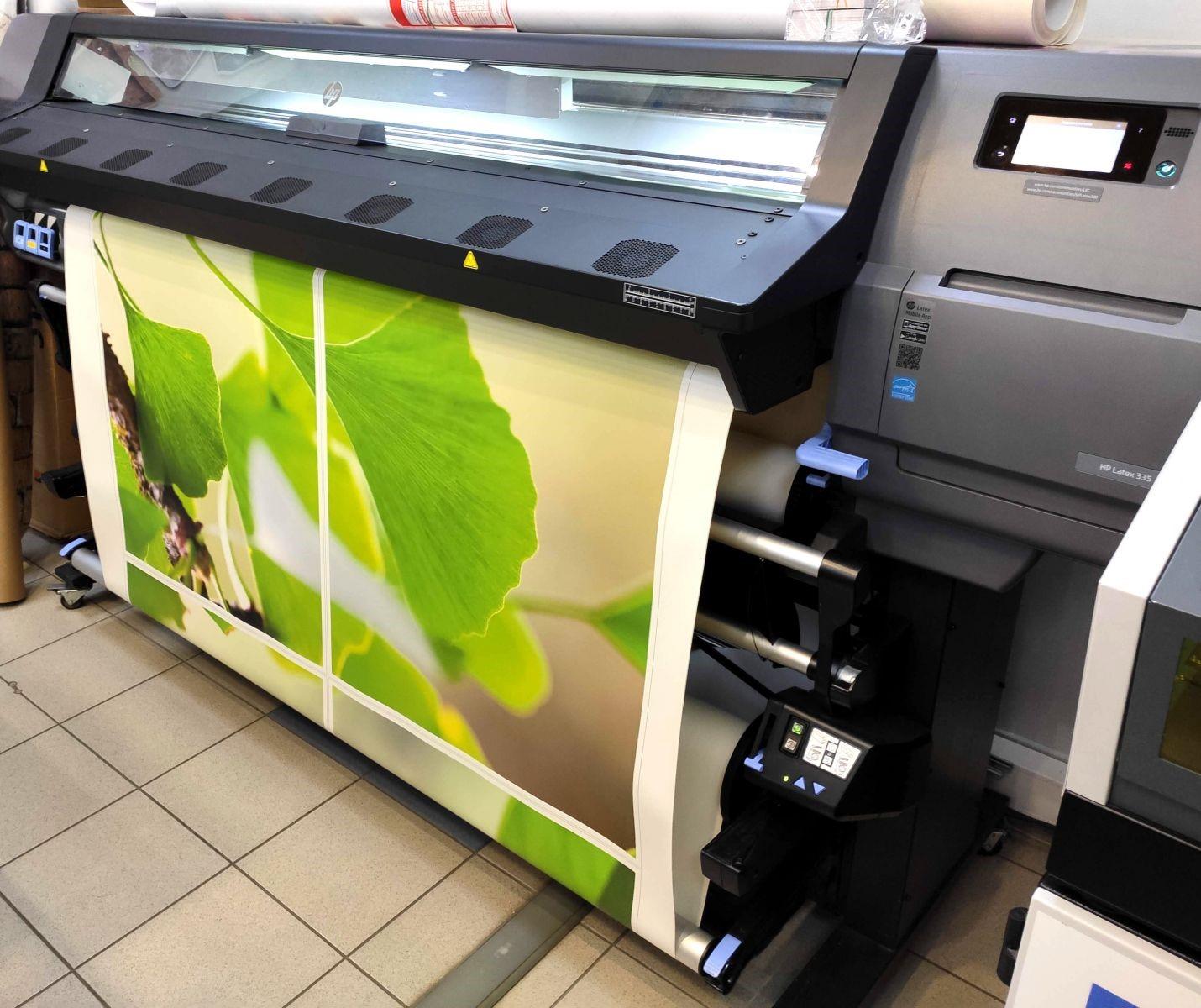 Материалы для широкоформатной печати | фото 8