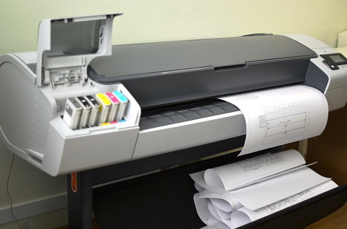 Широкоформатная печать чертежей | фото 3