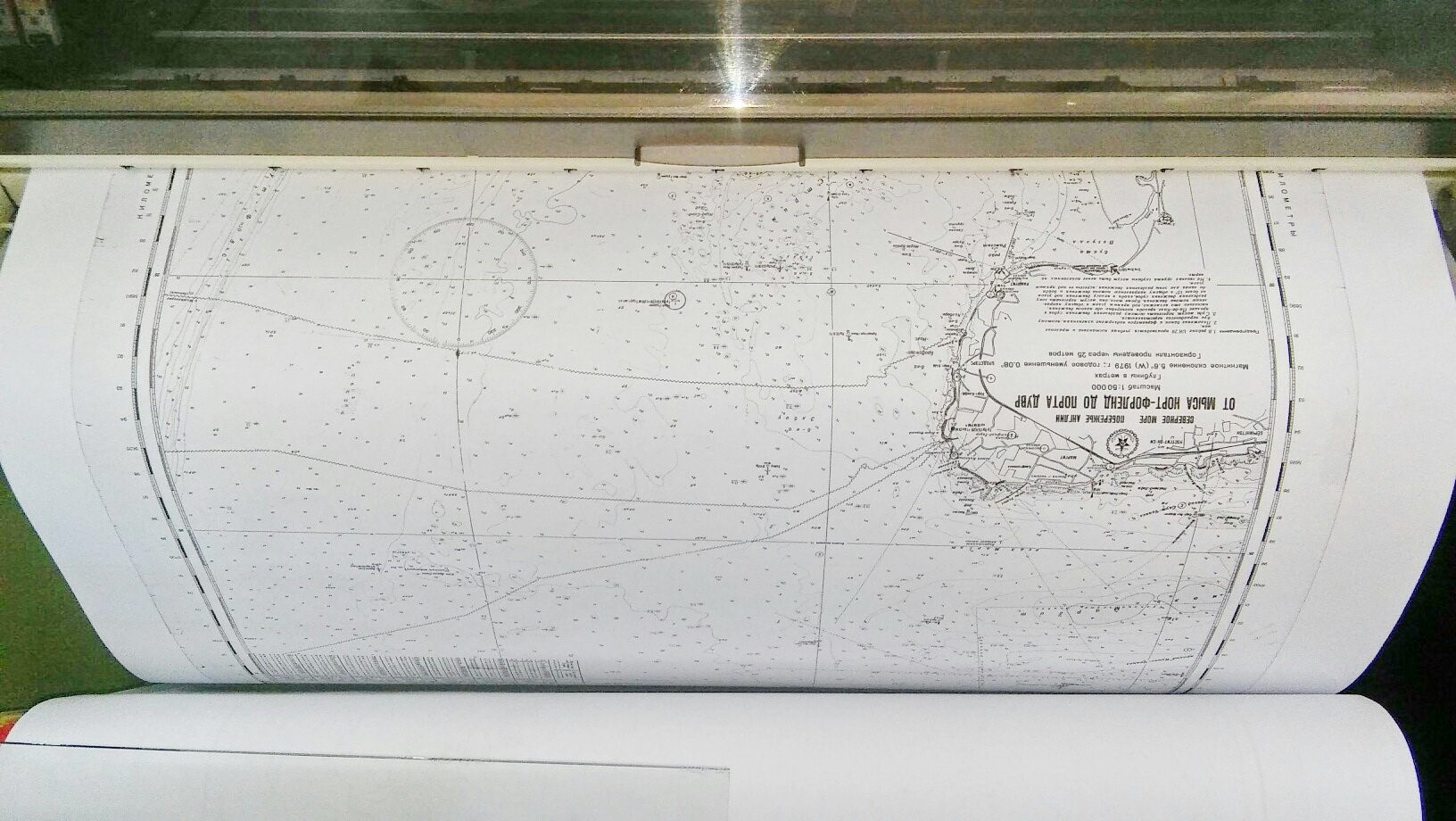 Широкоформатная печать чертежей А0   фото 3