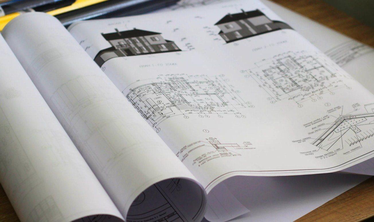 Широкоформатная печать чертежей А1   фото 8
