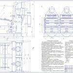 Широкоформатная печать чертежей А2   фото 4