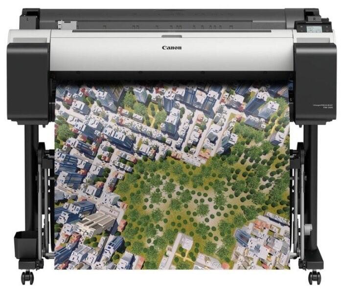 Широкоформатная печать чертежей на плоттере   фото 1