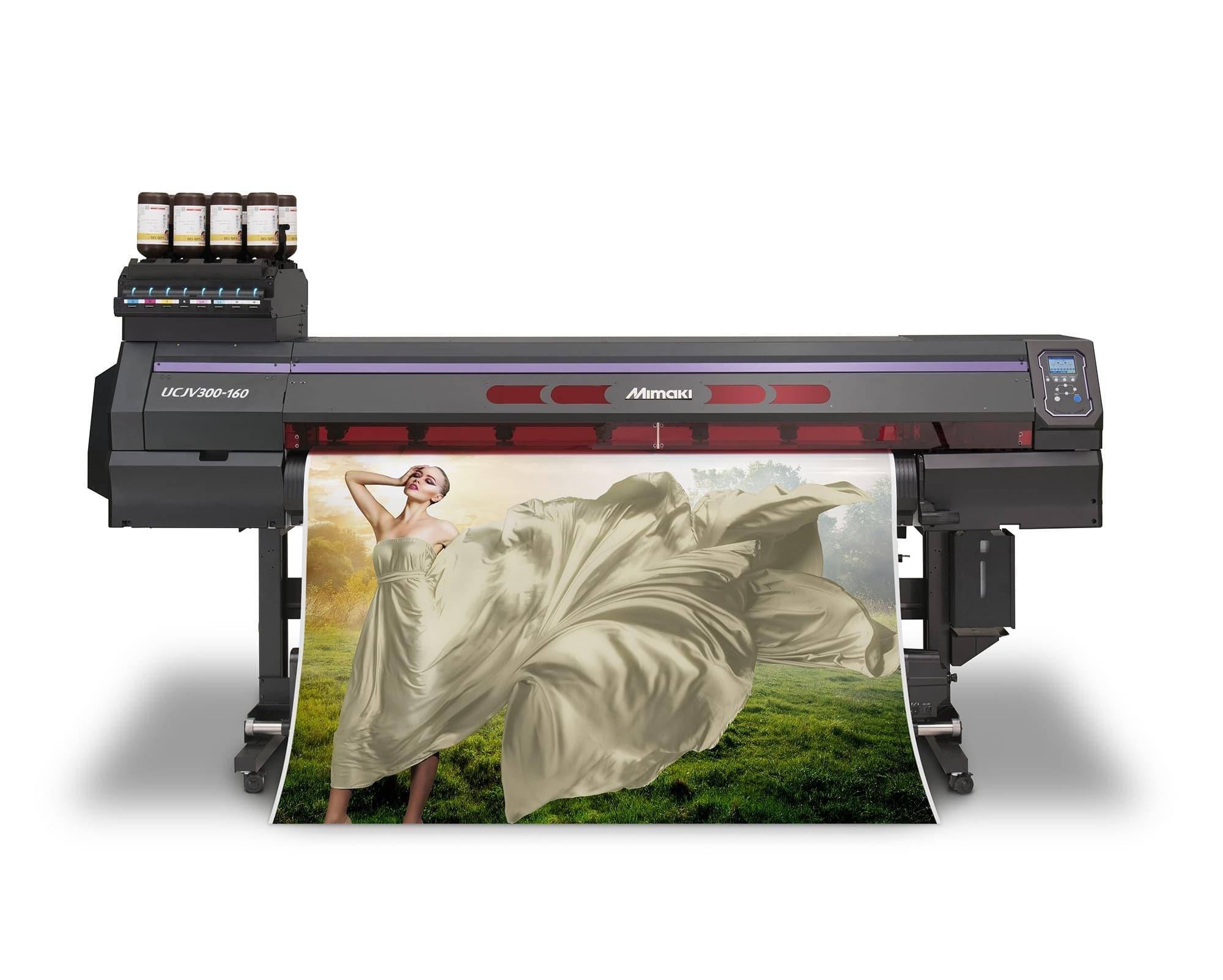 Широкоформатная печать на бумаге   фото 7