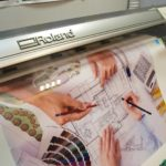 Широкоформатная печать на бумаге   фото 8