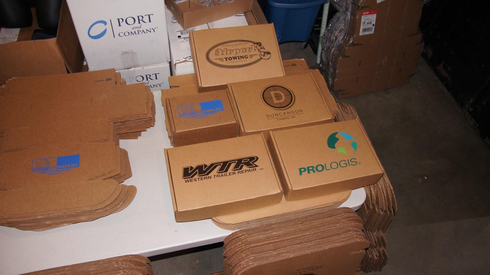 Широкоформатная печать на картоне | фото 5
