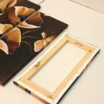 Широкоформатная печать на холсте с натяжкой на подрамник | фото 2