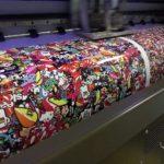 Широкоформатная печать на самоклеющейся пленке | фото 3