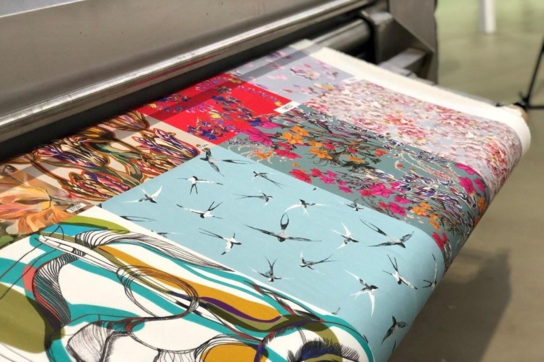 Широкоформатная печать на ткани | фото 4
