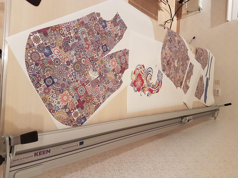 Широкоформатная печать на ткани | фото 8