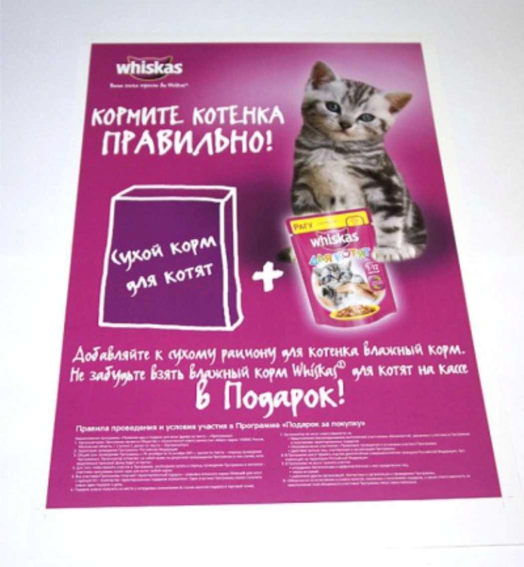 Широкоформатная печать плакатов А3   фото 4
