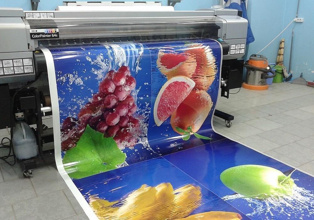 Широкоформатная печать рулонами | фото 4