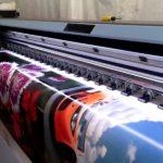 Цветная широкоформатная печать   фото 4