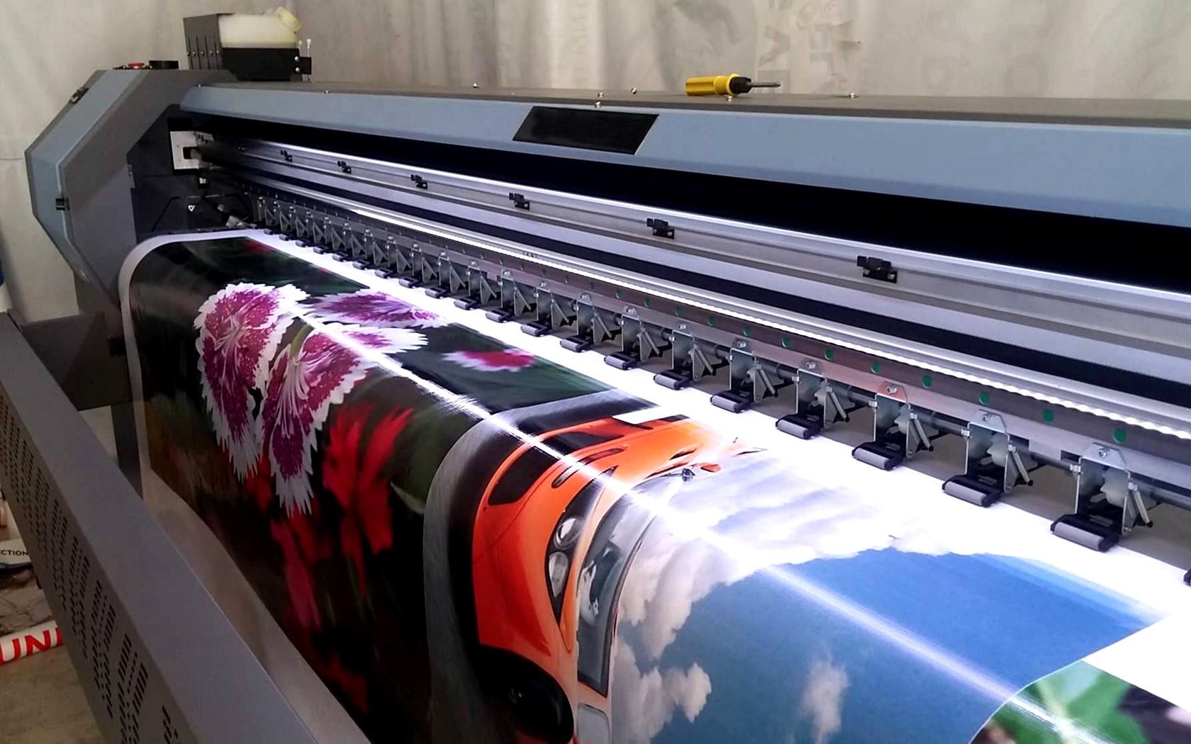 Цветная широкоформатная печать | фото 4