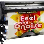Цветная широкоформатная печать   фото 6