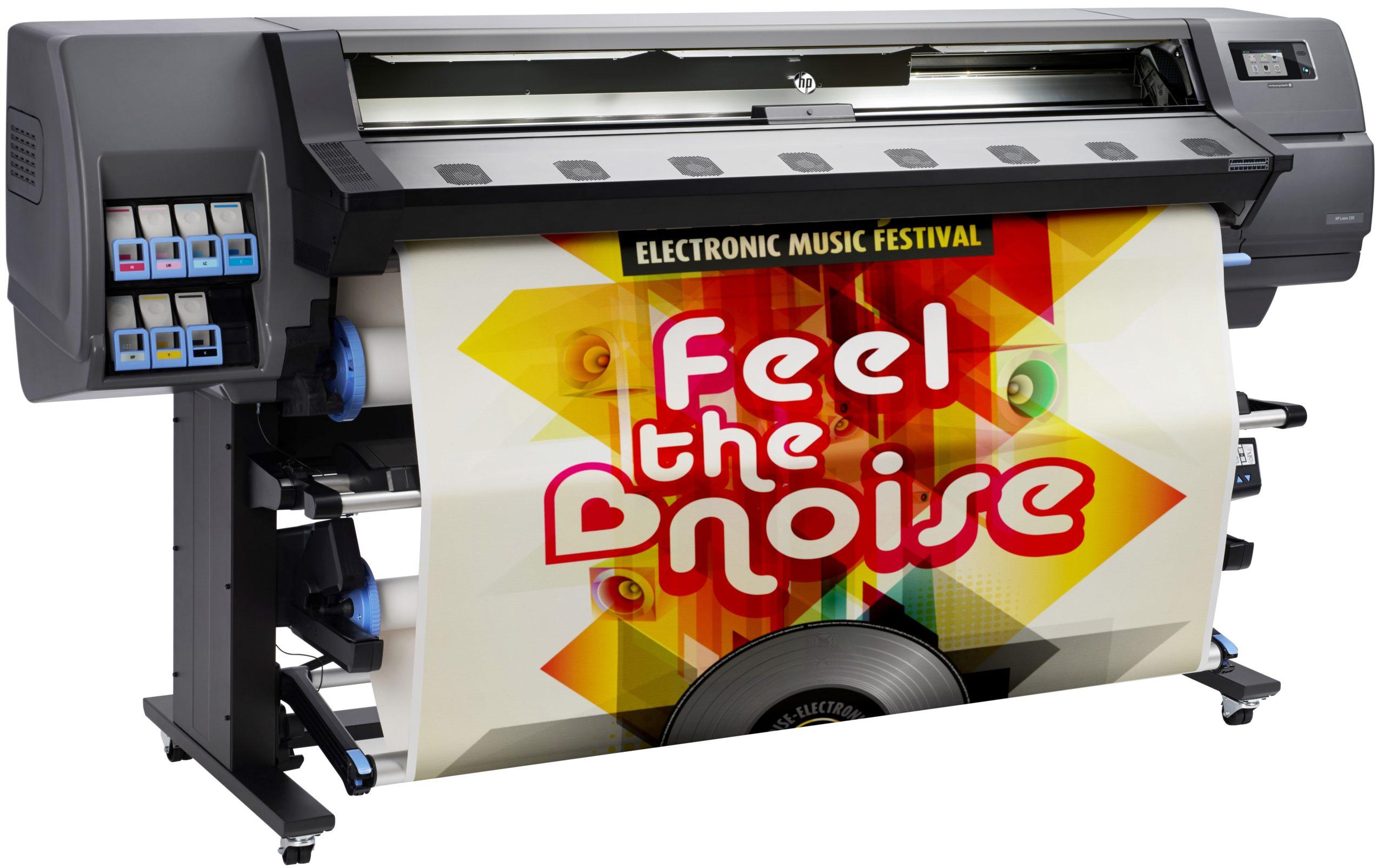 Цветная широкоформатная печать | фото 6