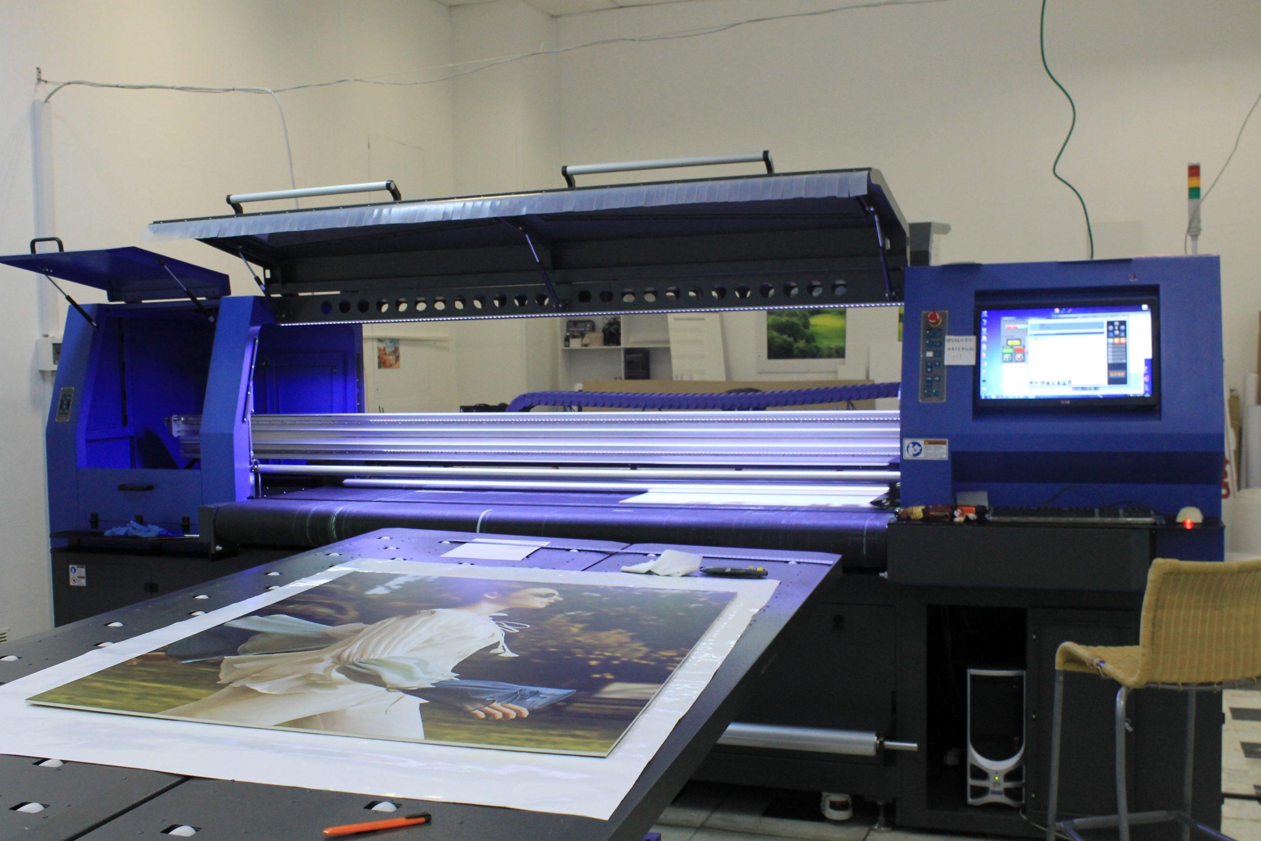 Ультрафиолетовая широкоформатная печать | фото 3