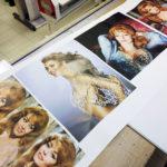 Интерьерная печать на бумаге   фото 3